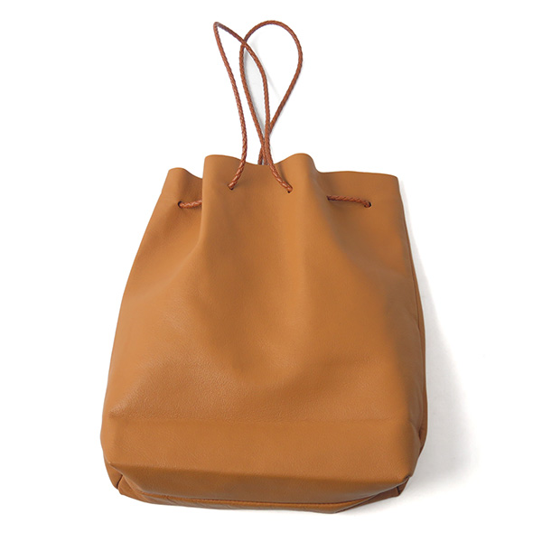 Soft Leather Purse/CAMEL