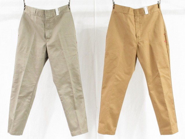 "10/L DICKIES CHINO PANTS ""JULIEN"""