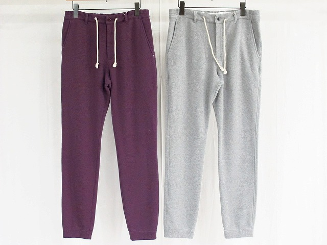 "TAPERED FIT SWEAT PANTS ""MARK"""