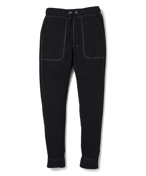 "10/L TAPERED FIT THERMAL PANTS ""CUCCHI"""