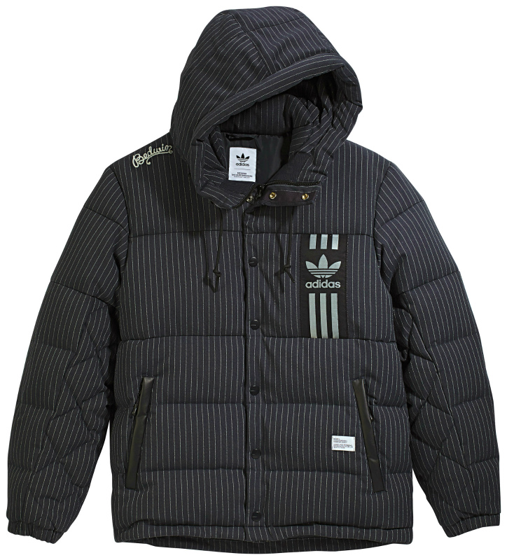 BW HOODED DOWN JKT