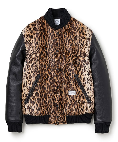 "LEOPARD AWARD JKT ""JERRY"""