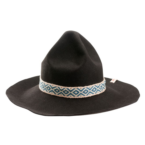 LAUREATE HAT SILK ROAD (RABBIT)