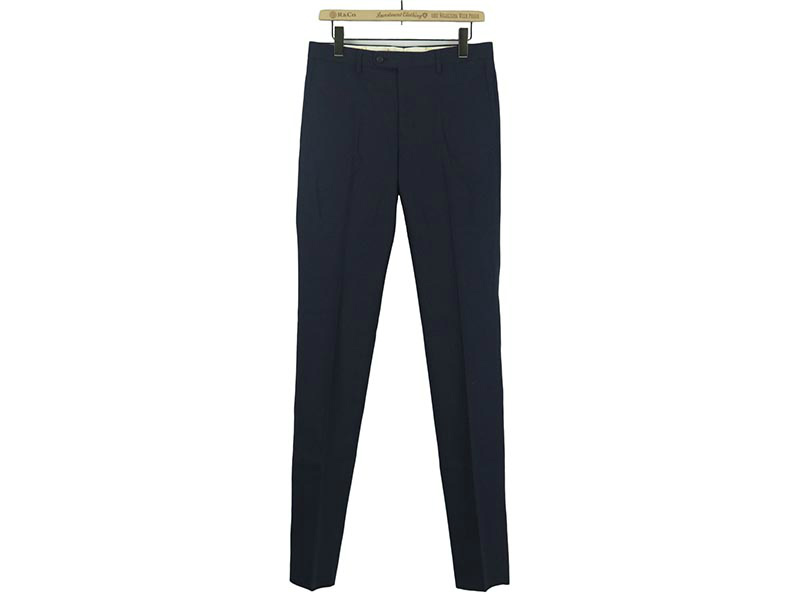 NEW HOPSACK STRETCH PANTS(TSJP-62001-01)