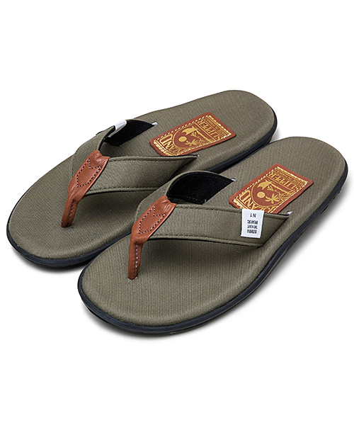 "ISLAND SLIPPER x BEDWIN SANDALS ""MAYTE"""