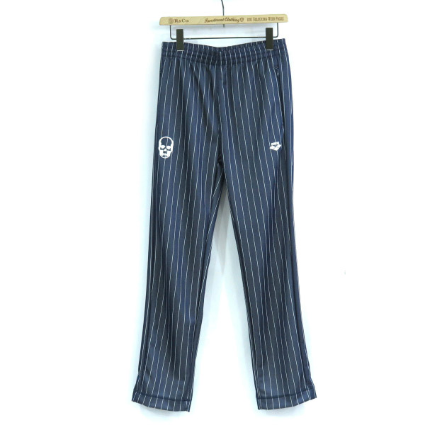 STRIPE JERSEY PANTS