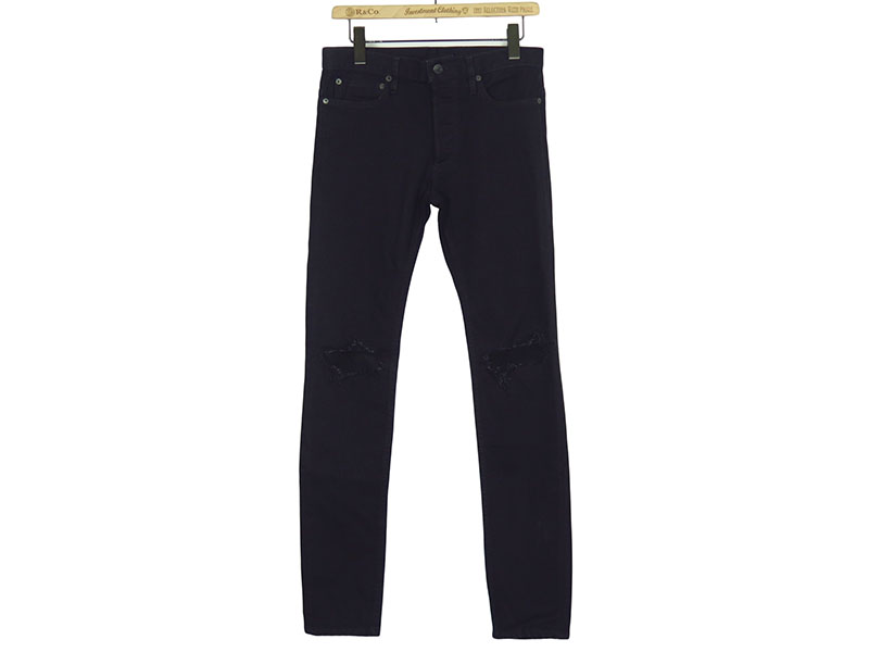 S.SLIM STR 5POCKET KST M(1708-1004)
