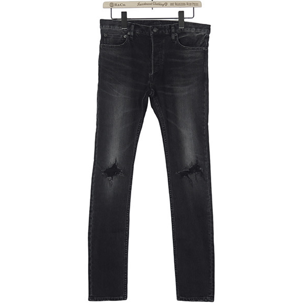 S.SLIM STR 5POCKET KST M(1708-1005)