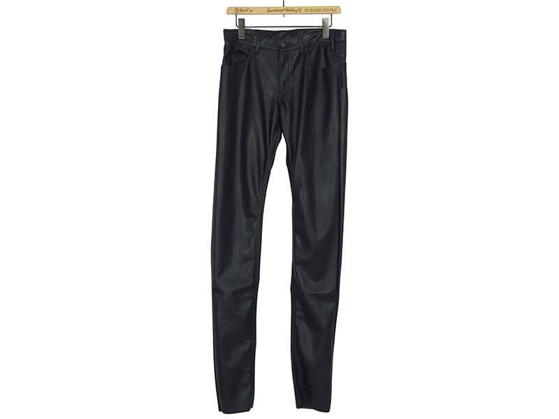 SYNTHETIC LEATHER PANT(172-CP01-011pieces)