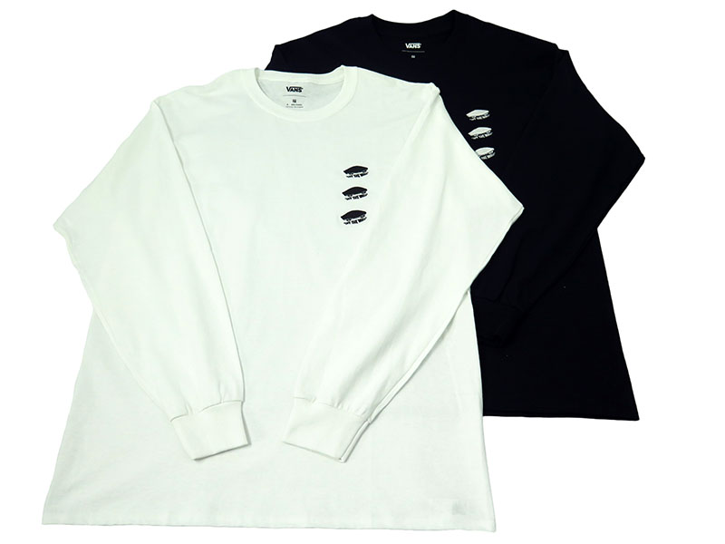 [N.HOOLYWOOD×VANS]LONG SLEEVE TEE(172-CS30-077PIECES)