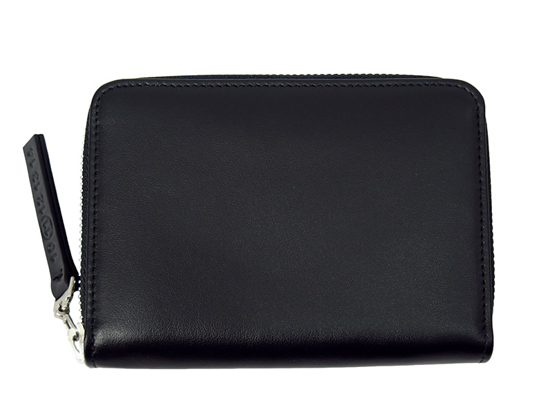 LEATHER COMBI WALLET