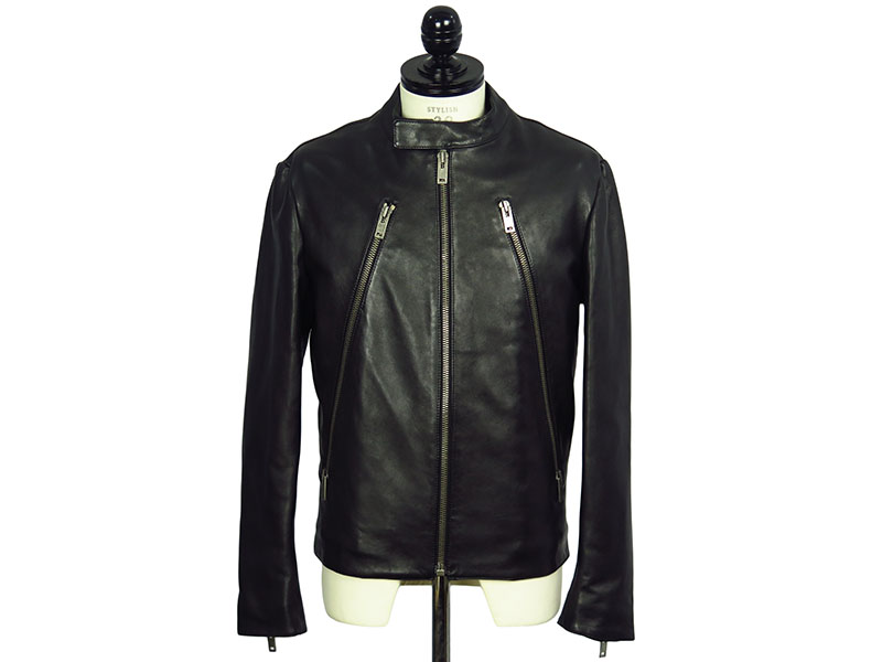 LEATHER RIDESRS JACKET