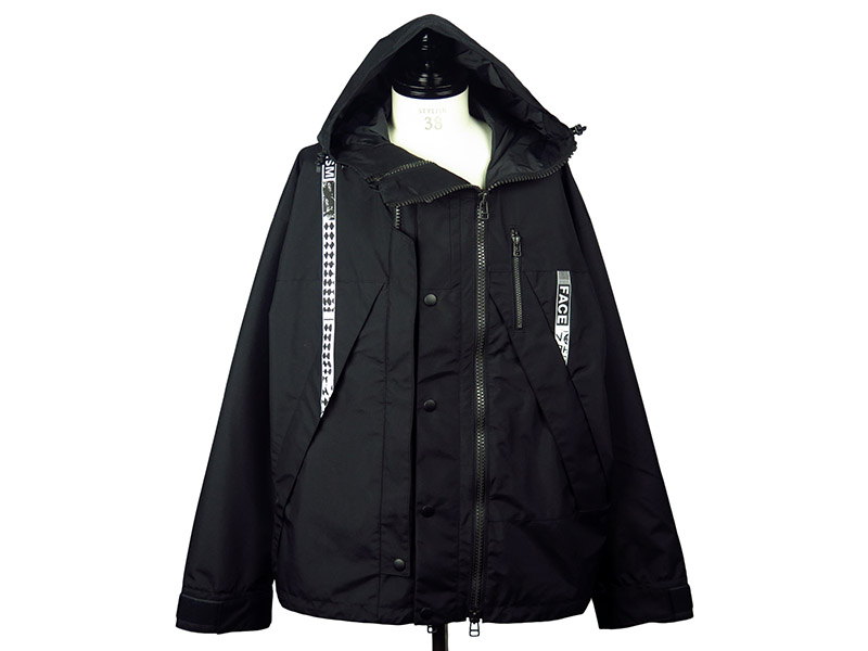 FACE MIX WINDBREAKER(CHG-JK-M09)