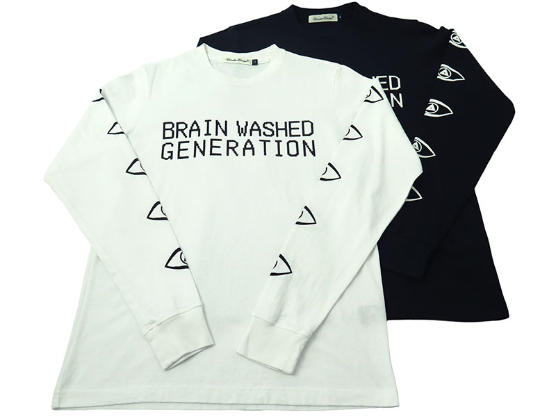 L/S TEE BRAINWASHED