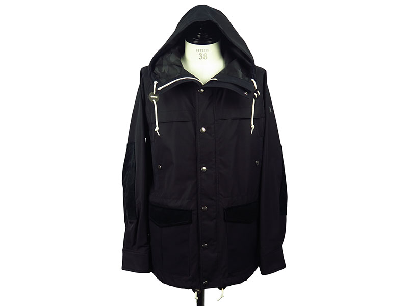 ナイロンオックス windstopper THE NORTH FACE Wネーム(WT-J917-100)