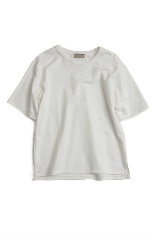 COMPACT SWEAT LOOSE T-SHIRT