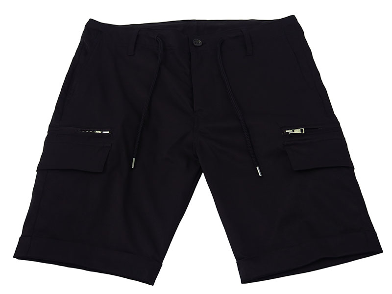 EASY SLACKS SHORTS / WATER REPELLENT CHINO STRETCH