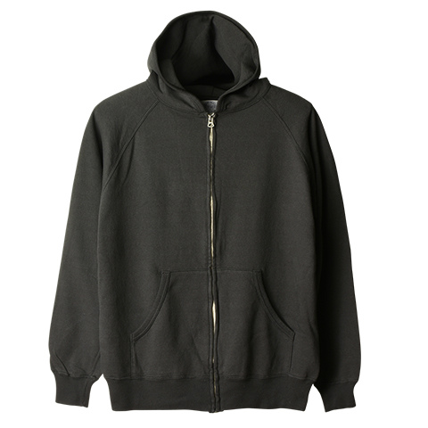 SD Lightweight Zip Hood Sweat