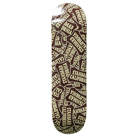 SD Made in USA Shield Logo Skate Deck