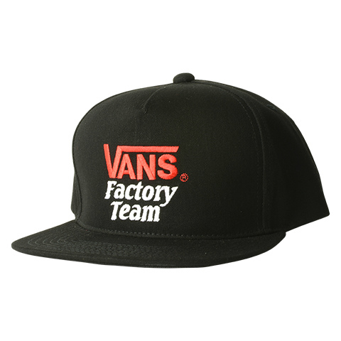 VANS × SD Factory Team Twill Cap