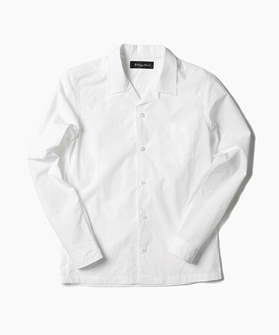 TYPEWRITER OPEN COLLAR SHIRTS
