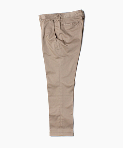 T/C TWILL ANKLE CUT TROUSERS