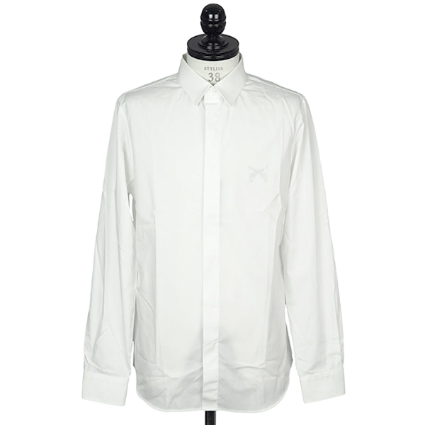PISTOL HOTFIX 100/1 TYPEWRITTER DRESS SHIRTS(18SRS-04B)
