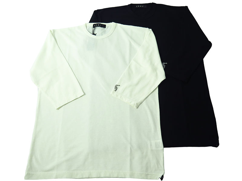 PISTOL HOT FIX SLUB JERSEY TEE(18SRT-17)
