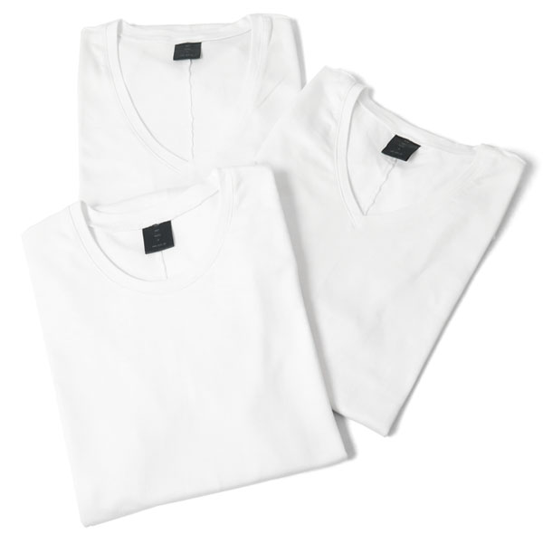 3in pack-T/white