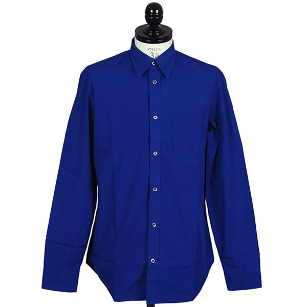 SLIM FIT GARMENT DYED SHIRT