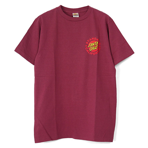 SANTA CRUZ × SD T/BURGUNDY