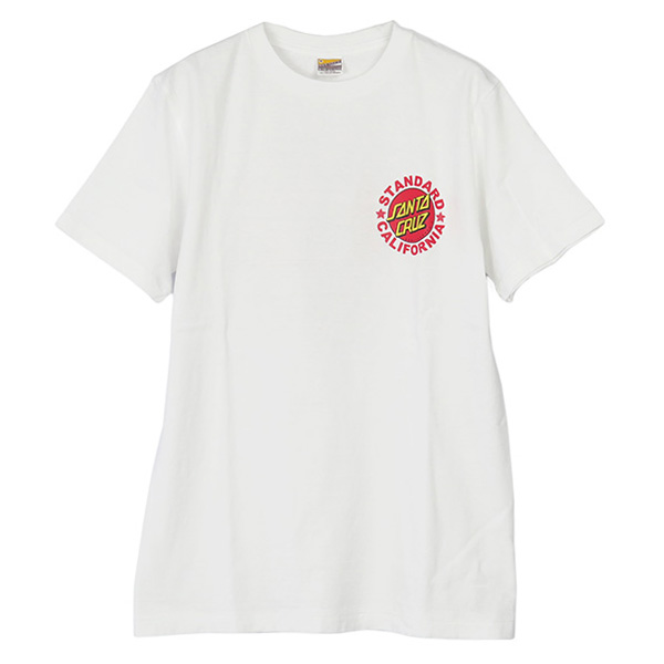 SANTA CRUZ × SD T/WHITE