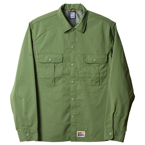 SD Coolmax Fabric Outdoor Field Shirt