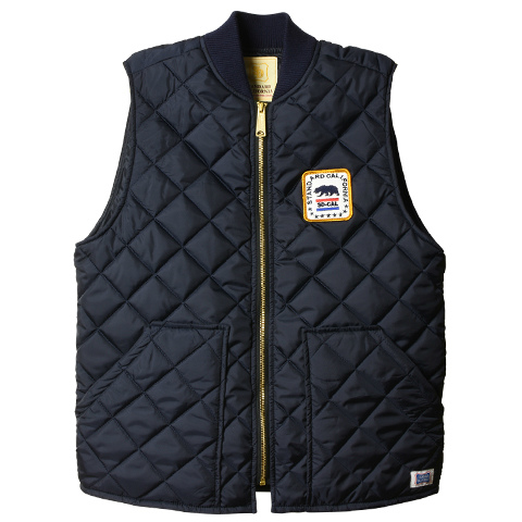 SD PS Quilted Vest