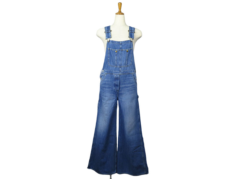 DENIM Baggy OVERALL(2510600282-1079)