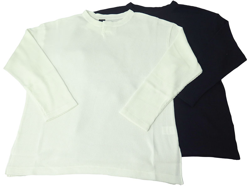 OVERSIZE THERMAL CUT&SEWN(272-CS05-040peg)