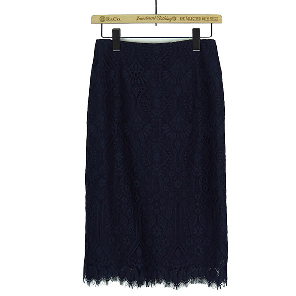 CODE LACE SKIRT