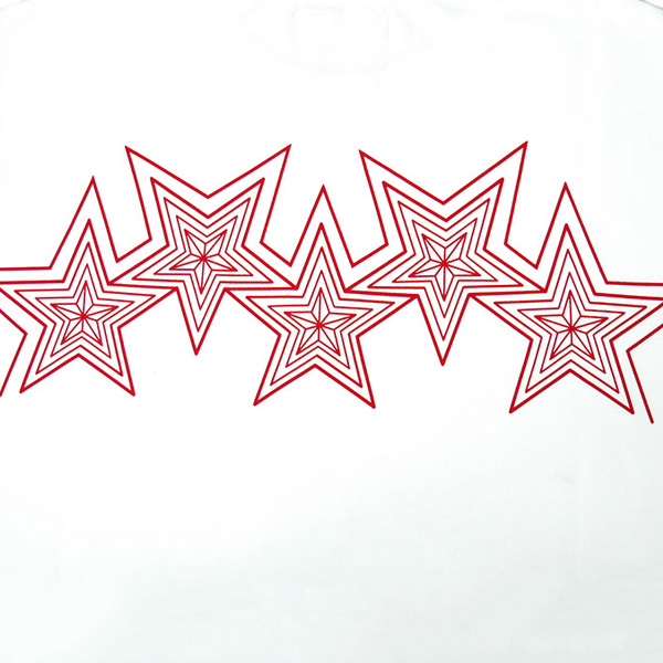 Interlocking Star Tee