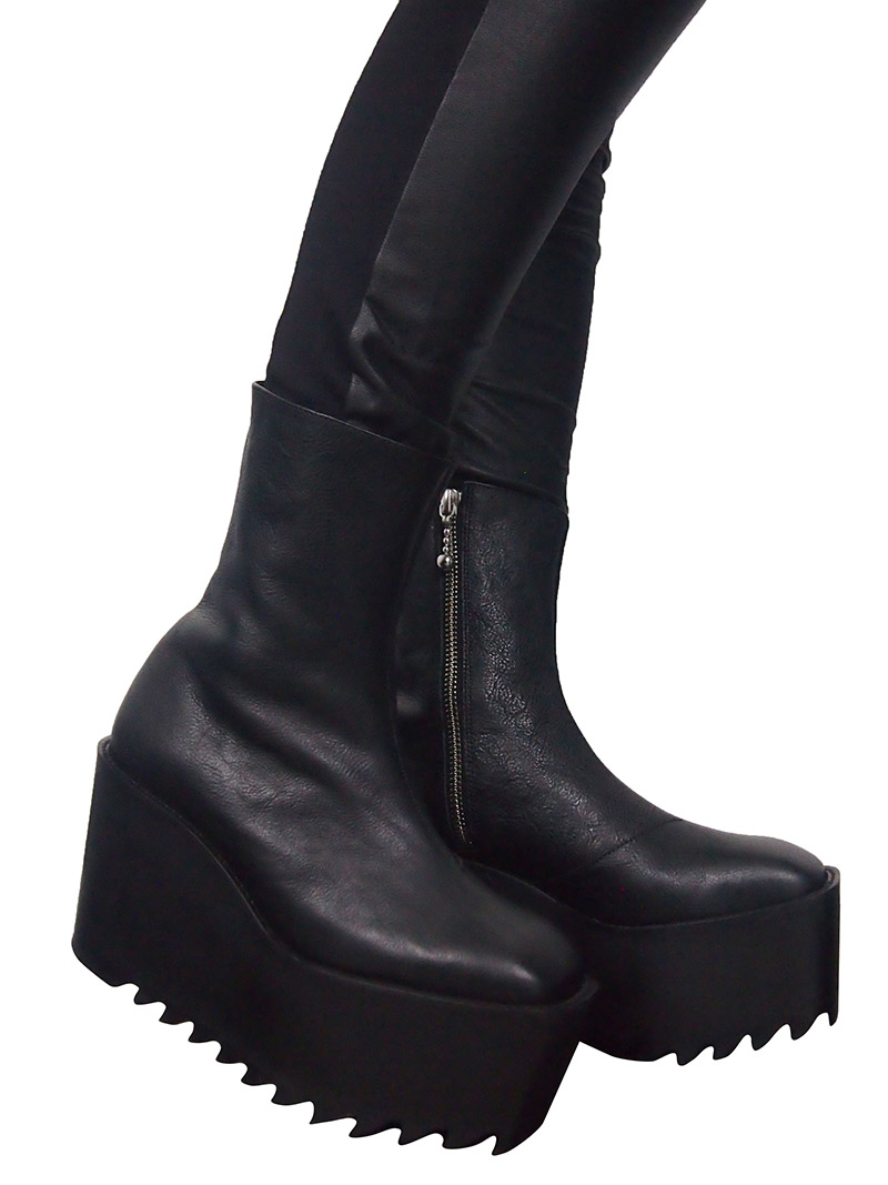 SHARK SOUL WEDGE BOOTS