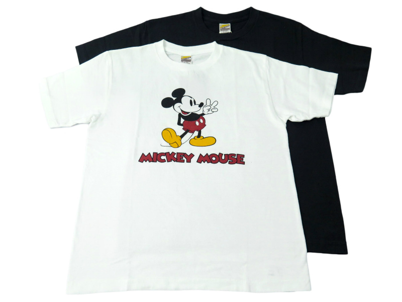 Disney×SD Mickey Mouse T
