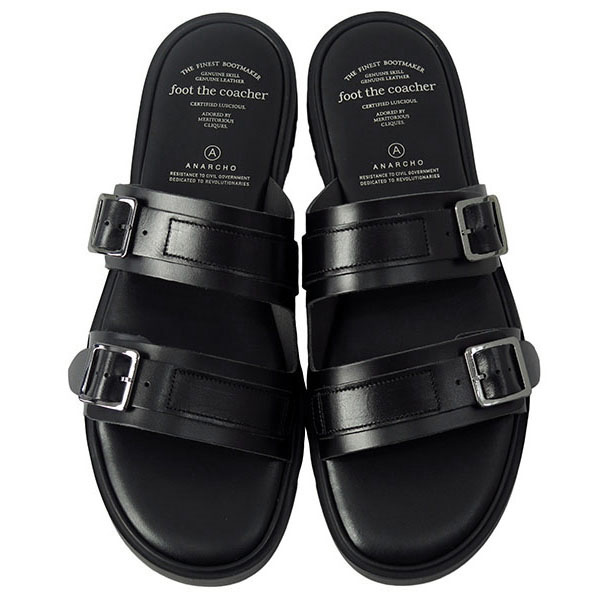 S.S. SANDALS TWO BELTS