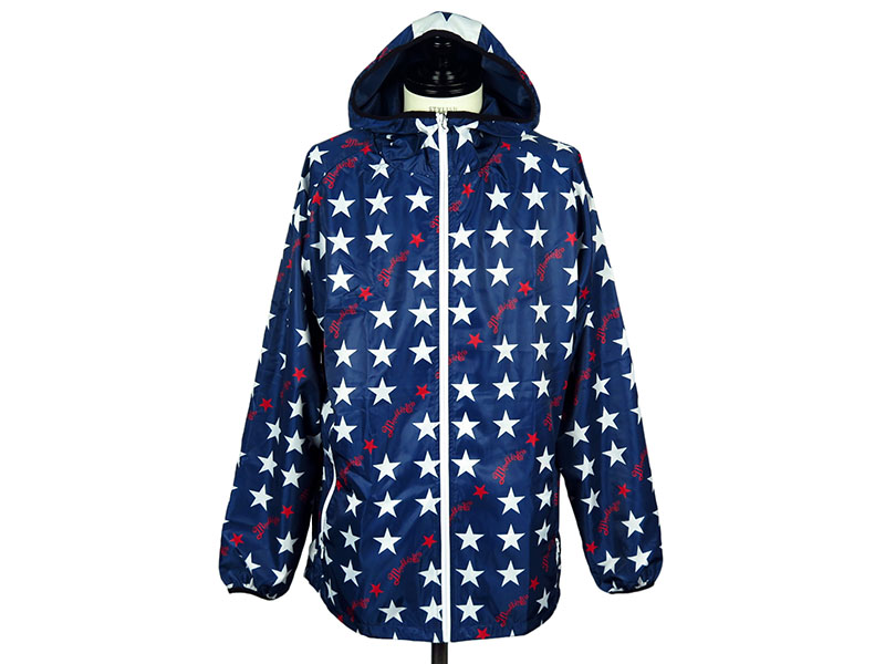 STAR WARM UP JKT(MJK-S1805)