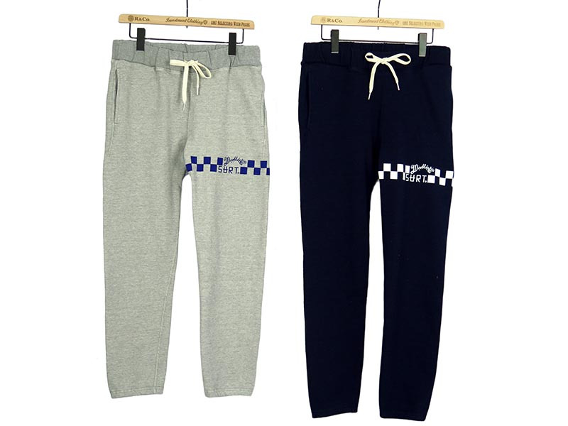 [Marbles×SURT]SWEAT PANTS(MPT-S17SU01)