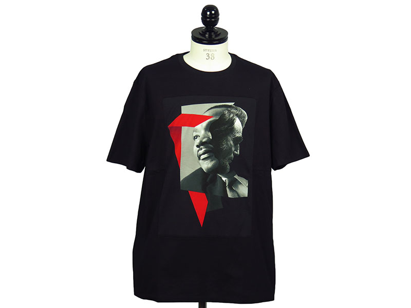 MARTIN LUTHER KING JR & ABRAHAM LINCOLN GRAPHIC Tシャツ
