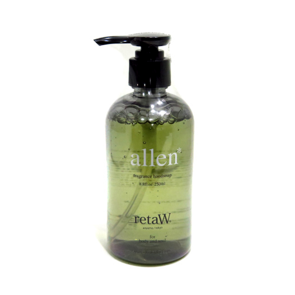Fragrance Hand Soap ALLEN*
