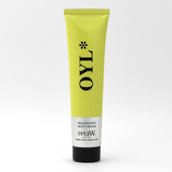 Fragrance Body Cream OYL*