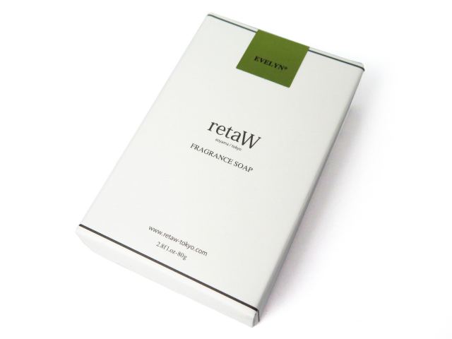 Fragrance Solid Soap EVELYN*