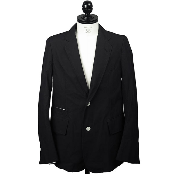 narrow lapel 2-B jacket