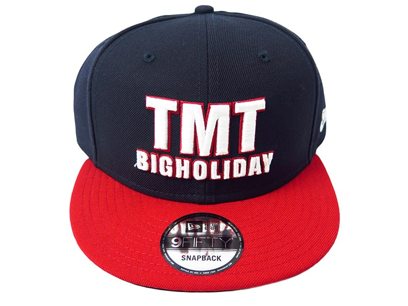 NEW ERA 9FIFTY (TMT BIGHOLIDAY)(TAC-S1702)