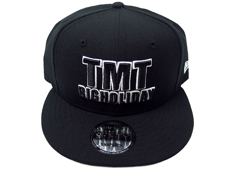 [TMT×R&Co.]別注NEW ERA 9FIFTY (TMT BIGHOLIDAY)